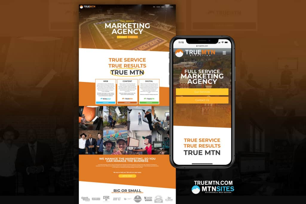 Introducing the True Mtn Marketing Mtn Site 7